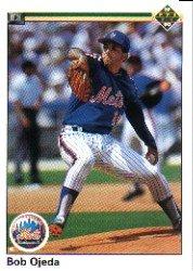 1990 Upper Deck 204 Bob Ojeda