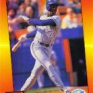 1992 Triple Play 240 Devon White