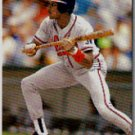 1992 Upper Deck 451 Otis Nixon