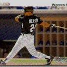 1992 Upper Deck 621 Warren Newson
