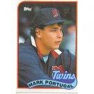 1989 Topps 46 Mark Portugal