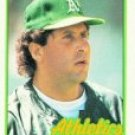 1989 Topps 272 Ron Hassey