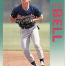 1992 Fleer #350 Mike Bell