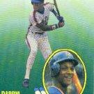 1989 Fleer All-Stars #10 Darryl Strawberry