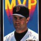 1989 Donruss Bonus MVP's #BC22 Will Clark DP