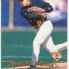 1998 Pacific #394 Francisco Cordova