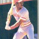1989 Fleer 158 Eric Davis