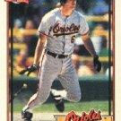 1991 Topps #521 Joe Orsulak