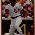 1982 Donruss #183 Steve Henderson