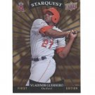 2009 Upper Deck First Edition Star Quest #SQ25 Vladimir Guerrero