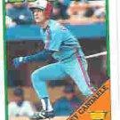 1988 Topps #431 Casey Candaele