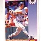 1992 Score #596 Tino Martinez