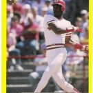 1987 Classic Update Yellow/Green Backs #102 Eric Davis