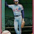 1981 Fleer #143 Steve Rogers