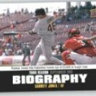 2010 Upper Deck Season Biography #SB169 Brandon Allen