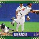 1995 Score #440 Jeff Blauser