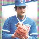 1989 Fleer #440B Manny Trillo COR