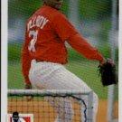 1994 Collector's Choice #503 Chuck McElroy