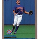 2000 Topps #350 Jose Cruz Jr.