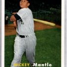 2011 Topps 60 Years of Topps #6 Mickey Mantle