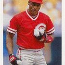 1993 Upper Deck #354 Reggie Sanders
