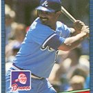 1986 Donruss 618 Chris Chambliss