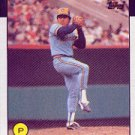 1986 Topps 347 Teddy Higuera RC