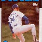 1986 Topps 630 Fernando Valenzuela