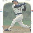 1988 Fleer 163 Rob Deer