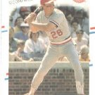1988 Fleer 35 Tom Herr
