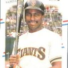 1988 Fleer 99 Jose Uribe