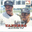 1988 Topps 459 Dave Winfield/Willie Randolph TL