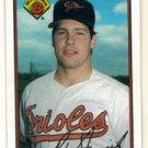 1989 Bowman #14 Pete Stanicek