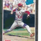 1989 Donruss 39 Cris Carpenter RR RC