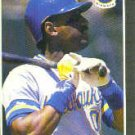 1989 Donruss 468 Ron Washington