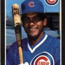 1989 Donruss 608 Manny Trillo DP