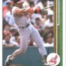 1989 Upper Deck 487 Carmen Castillo