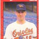 1990 Donruss 333 Bob Milacki