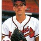 1990 Upper Deck 535 John Smoltz UER