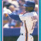 1991 Score 640 Darryl Strawberry