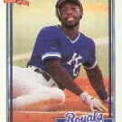 1991 Topps 384 Gerald Perry