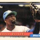 1992 Topps 436 Mookie Wilson