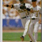 1992 Upper Deck 205 Jose Lind