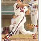 1992 Upper Deck 774 Chad Curtis DD RC