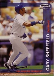 1999 Sports Illustrated #134 Gary Sheffield