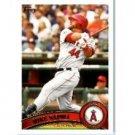 2011 Topps #201 Mike Napoli