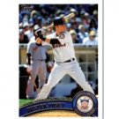 2011 Topps #282 Buster Posey