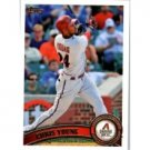 2011 Topps #316 Chris Young