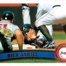 2011 Topps #34 Rick Ankiel