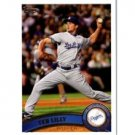 2011 Topps #36 Ted Lilly